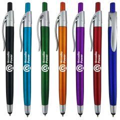 Benson Metallic Stylus Pen