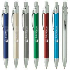 BIC® Metal Emblem Pen