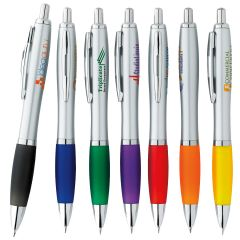 Ion Silver Promo Grip Pens
