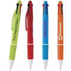 Orbitor Bright 4 Ink Color Promo Pens