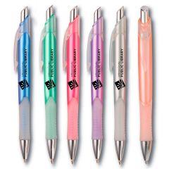 Pastel Groove Custom Pens