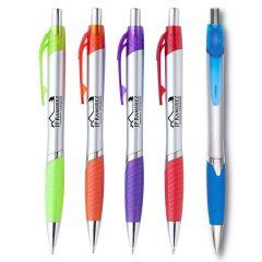 Carnival Silver Pen