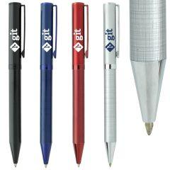 Souvenir Tux Metal Pen