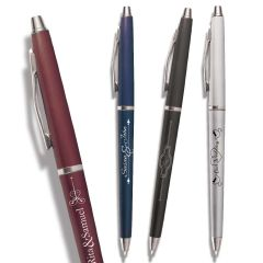 The Ultra Wedding Pens -  SilverTrim